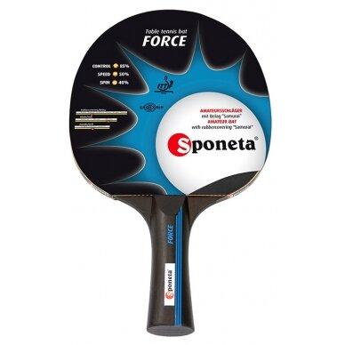 Stalo teniso raketė SPONETA FORCE