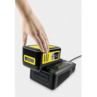 Starter Kit (Fast charger + Battery 18/50) Kärcher 2