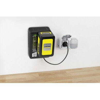 Starter Kit (Fast charger + Battery 18/50) Kärcher 3
