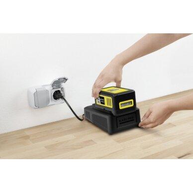 Starter Kit (Fast charger + Battery 18/50) Kärcher 4