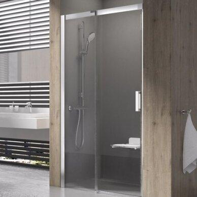 Stumdomos dušo durys Ravak Matrix MSD2 100, 110, 120 cm