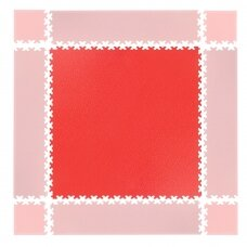 Sudedama danga inSPORTline Simple Red