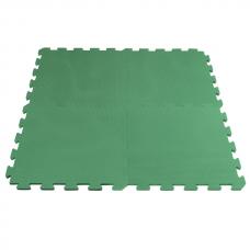 Sudedama danga po treniruokliu Yate - 50x50 cm, žalia, 4 vnt.