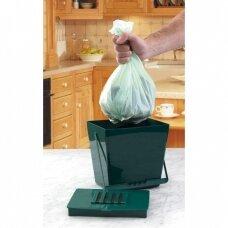 Suyrantys maišeliai komposto dėžei Caddy 5 L (20 vnt.)