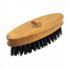 Kišeninis barzdos šepetys Synthetic Travel Beard Brush