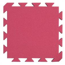 Tatamis-dėlionė Yate, 29x29x1,2 cm - rožinis/mėlynas
