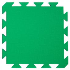 Tatamis-dėlionė Yate, 29x29x1,2 cm - šviesiai žalias/juodas
