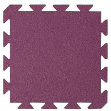 Tatamis-dėlionė Yate, 29x29x1,2 cm - violetinis/žalias