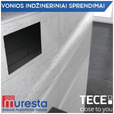 TECE – funkcionalumas ir dizainas vonios santechnikos ir inžineriniuose sprendimuose