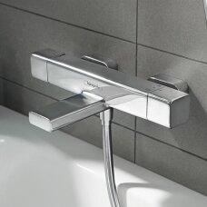 Termostatinis maišytuvas voniai Hansgrohe Ecostat E