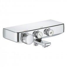 Termostatinis vonios maišytuvas Grohe Grohtherm SmartControl