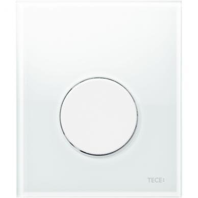 TECEloop vandens nuleidimo plokštelė stikliniu paviršiumi įvairių spalvų 2