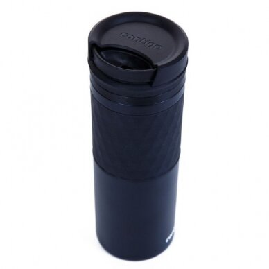 Termo puodelis Contigo Glaze Matte Black 470 ml 3