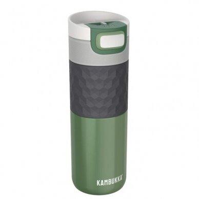 Termo puodelis Kambukka Etna Grip Seagreen 500 ml