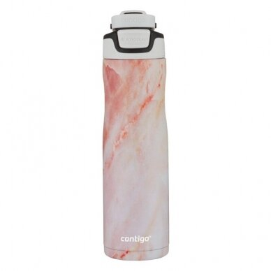 Termogertuvė Contigo Autoseal Chill Couture Rose Quartz 720 ml