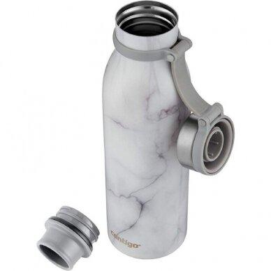 Termogertuvė Contigo Matterhorn Couture White Marble 590 ml 2