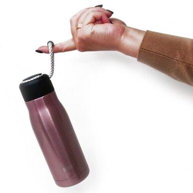 Termogertuvė Kiro 350 ml, rožinė 2
