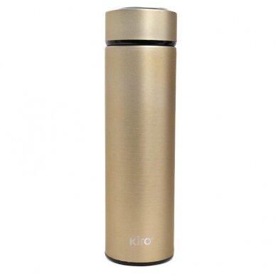 Termogertuvė Kiro su vakuumine izoliacija 500 ml