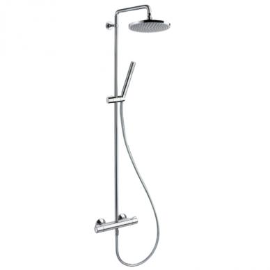 Termostatinė dušo sistema Cristina TE 458