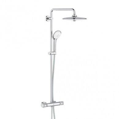 Termostatinė dušo sistema Grohe Euphoria 260 Cooltouch