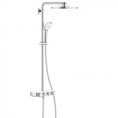 Termostatinė dušo sistema Grohe SmartControl Euphoria Duo 310