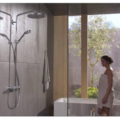 Termostatinė dušo sistema Hansgrohe Croma Select S 280 3