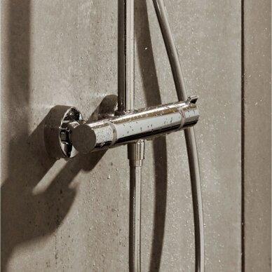 Termostatinė dušo sistema Hansgrohe Croma Select S 280 6