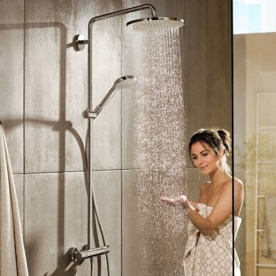 Termostatinė dušo sistema Hansgrohe Croma Select S 280 2
