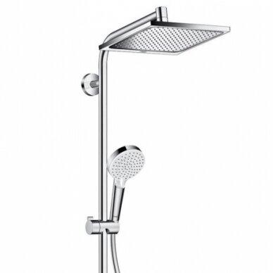 Termostatinė dušo sistema Hansgrohe Crometta E 240 2