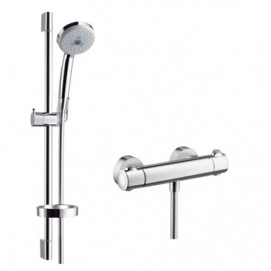 Termostatinis maišytuvas dušui Hansgrohe Ecostat 1001 SL 65
