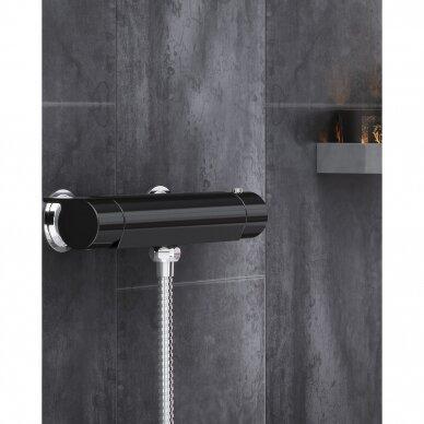 Termostatinis maišytuvas dušui Gustavsberg Estetic 4