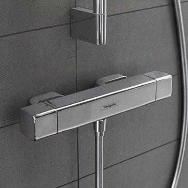 Termostatinis maišytuvas dušui Hansgrohe Ecostat E