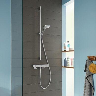Termostatinis maišytuvas dušui Hansgrohe Ecostat E 3