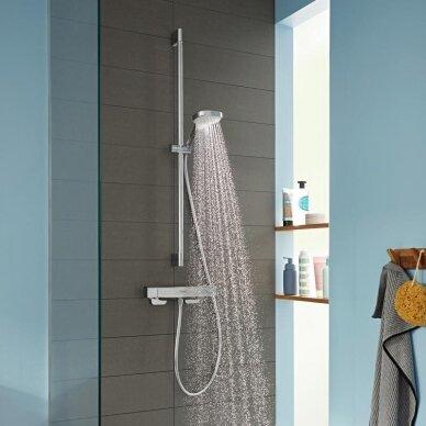 Termostatinis maišytuvas dušui Hansgrohe Ecostat E 4