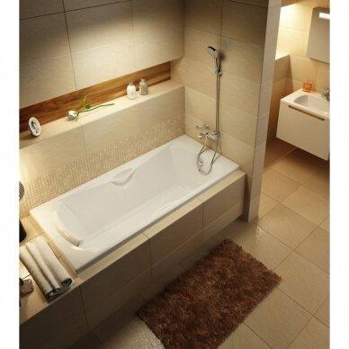 Termostatinis vonios maišytuvas Ravak 150 mm 2