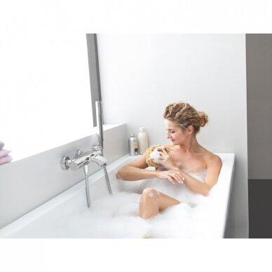 Termostatinis vonios maišytuvas Ravak 150 mm 3