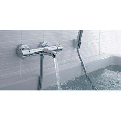 Termostatinis vonios/dušo maišytuvas Hansgrohe Ecostat 1001 CL 2