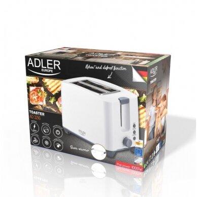 Duonos skrudintuvė Adler AD 32 2
