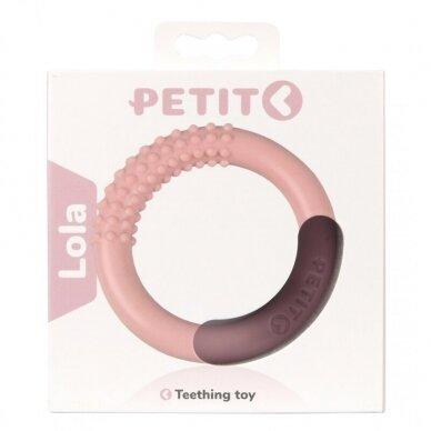 TPR žiedas Laroy Group Petit rožinis 10cm