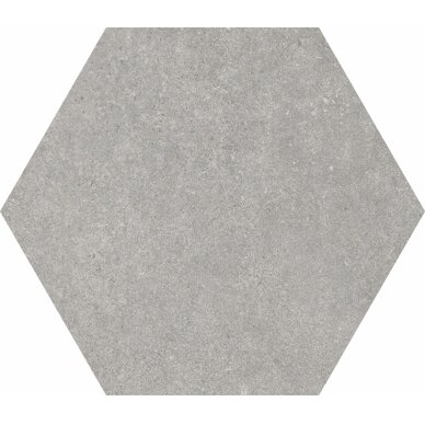 Akmens masės plytelės Traffic Grey 25x22 cm