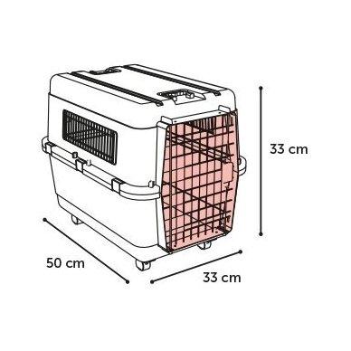 Transportavimo dėžė Flamingo Pet Products Nomad 3