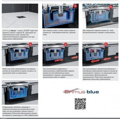 Trapas vidaus patalpoms HL541l Primus Blue 4