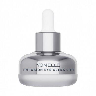 Stangrinamasis paakių kremas Yonelle Trifusion Eye Ultra Lift  15ml 3