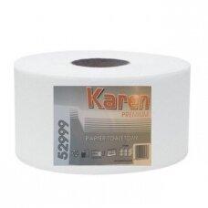 Tualetinis popierius Karen Premium 2 sluoksnių