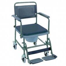 Tualeto kėdė su ratukais INVACARE H720T