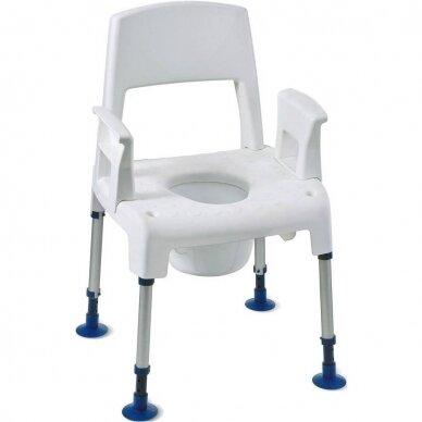 Tualeto-dušo kėdė INVACARE Pico 3 in