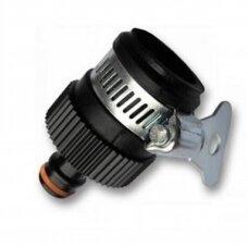 Universalus pajungimas prie čiaupo 13-15 mm su sąvarža