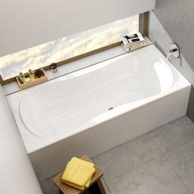 Universali priekinė vonios apdailos plokštė Ravak 2
