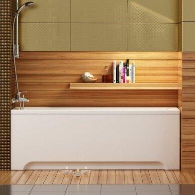 Universali priekinė vonios apdailos plokštė Ravak