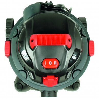 Universalus siurblys 1400W Caramba CP-WDE 2314-S Inox 6
